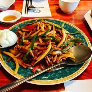 ひとりソウル旅行 15 新沙で美味しいチャジャン麺を☆韓国式中華 - ハレクラニな毎日Ⅱ