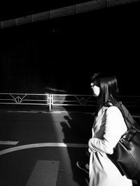 通りすがりの影 - 節操のない写真館