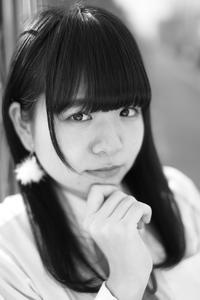 川本好華ちゃん37 - モノクロポートレート写真館