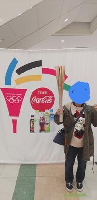 オリンピックトーチ - なかよしマーケット☆