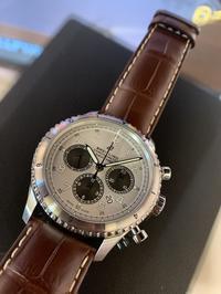 アビエイター8 パンダカラーの限定モデル - 熊本 時計の大橋 オフィシャルブログ