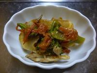 カブとブロッコリーきのこのミニトマト炒め - LEAFLabo