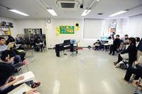ジャズ&クロッキー2020開催しました! - 大阪の絵画教室|アトリエTODAY