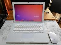 古いMacBookをLinux PC化 - 黄色い電車に乗せて…