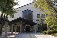 高槻市立小寺池図書館 - レトロな建物を訪ねて