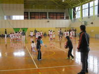 20200112_体験教室 - 日出ミニバスケットボール