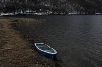 氷の張らない榛名湖2020 - 光画日記2