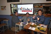FlyFisher ACADEMY in Tokyo - Fly Fishing Total Support.TEAL