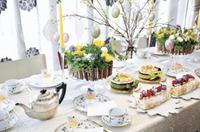 単発紅茶とティーフーズのレッスン - Table & Styling blog