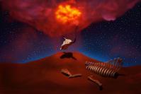 転生の砂丘3〜神秘的な光景 -   木村 弘好の「こんな感じかな~」□□□ □□□□ □□ □ブログ□□□