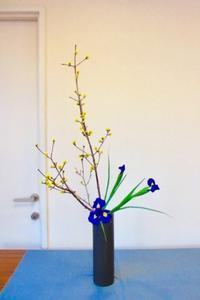 はじめてのいけばな教室 - 東京いけばな日記 花と暮らしと生活と