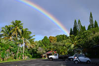 ハワイイ紀行-3-   虹 - Photo Terrace