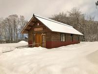 いえのえほん/『永安の舎』雪景色 - 『文化』を勝手に語る