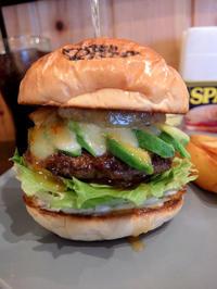 THE RISCO(東別院) #4 - avo-burgers ー アボバーガーズ ー