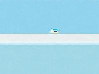 Seaside - Yenpitsu Nemoto  portfolio    ネモト円筆作品集