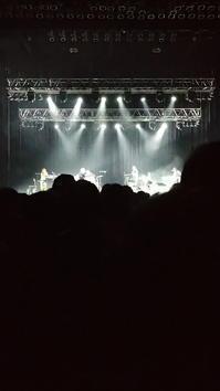 Bon Iver Live@Zepp Tokyo - 鴎庵