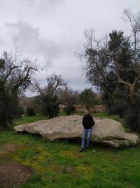 摩訶不思議巨石支石墓ドルメンを訪ねてその2 - My little Lecce