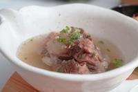 コムタン(牛テール煮込み) - 登志子のキッチン