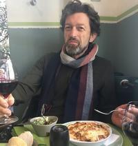 新年初めての外食。 - べルリンでさーて何を食おうかな?
