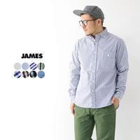 JAMES [ジェームス] STANDARD SHIRT 【Pujol】[JS101] スタンダードシャツ・プジョル・長袖シャツ・メンズ(DELICIOUS/STUDOI ORIBE)MEN'S - refalt blog