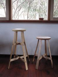 一生ものの椅子 - ギャラリーファブリル