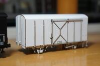 【鉄道模型・HO】テム600を作る・1 - kazuの日々のエキサイトな企み!