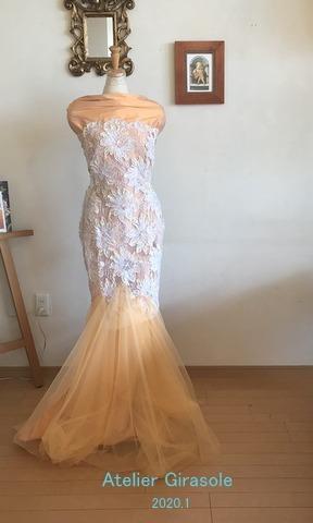 試作中ドレス - Opera D'arte
