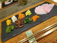 韓国料理haruharuで久しぶりにディナーを - suteki   ステキ 素敵な・・・