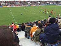 時の過ぎゆくまま・・三ツ沢競技場でラグビー観戦 - あんつぁんの風の吹くまま