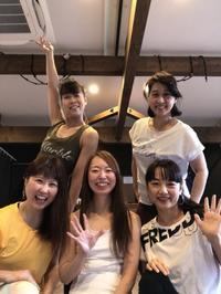 バレトン&バーワークスインストラクターブラッシュアップ開催!広島Lien - バレトン&バーワークスマスタートレーナー渡辺麻衣子オフィシャルブログ