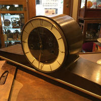KIENZLE キンツレー置き時計の修理 - トライフル・西荻窪・時計修理とアンティーク時計の店
