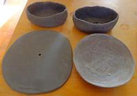 素焼き1月26日(日) - しんちゃんの七輪陶芸、12年の日常