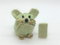 【works🐁干支づくり】 - 出張陶芸教室げんき工房