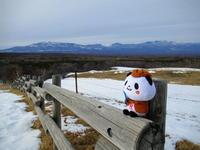 北軽井沢・浅間牧場の雪景色 - ぴきょログ~軽井沢でぐーたら生活~