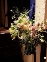 それが意外とコツがいるので、出来上がると拍手が👏 - Bouquets_ryoko
