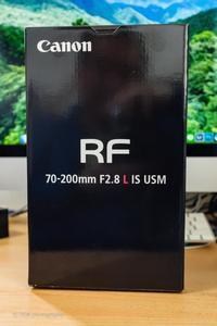RF70-200mm F2.8 開封の儀 - TOSが行く~徒然なるままの撮影記録~
