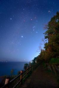 カノープスが見える道 - 四季星彩