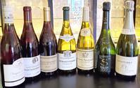 1月ワイン会 - ラ ブルゴーニュ ブルゴーニュワインとシャンパン