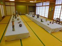 美術家協会展1月27日(月) - しんちゃんの七輪陶芸、12年の日常