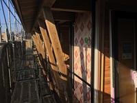 「板倉シェアハウス」6外壁の気密と断熱 - HAN環境・建築設計事務所