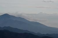 富士山の頭だけ - 光画日記2
