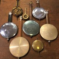 時計の「振り子」あれこれ - トライフル・西荻窪・時計修理とアンティーク時計の店