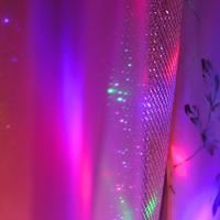 自室でディスコライト - Miemie  Art. ***ココロの景色***