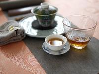 十両茶を味わう - お茶をどうぞ♪