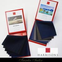 <20SS入荷>英国ハリソンズ春夏コレクション - オーダースーツ東京 | ツサカテーラー 公式ブログ