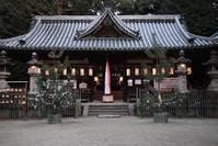 大阪太子町科長神社(しながじんじゃ) - 魅せられて大和路