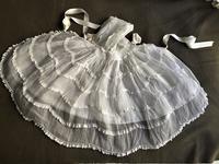 オーガンジー洗礼式ドレスとケープ27,28sold out! - スペイン・バルセロナ・アンティーク gyu's shop