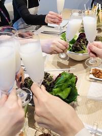 明日からスタート!! - 今日も食べようキムチっ子クラブ (料理研究家 結城奈佳の韓国料理教室)