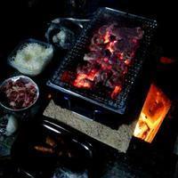 20.01.28.(火)かまくら炭火遊び3 - へなちょこおばんざい