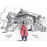 ついに、、分かった!! - A hokusai Museum / 阿呆苦斎美術館